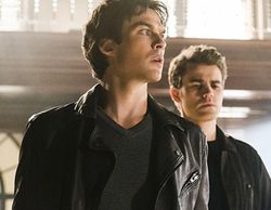 'The Vampire Diaries' sube ligeramente en The CW con el final de su séptima temporada