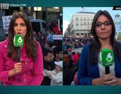 """Gritos de """"televisión manipulación"""" y pitada monumental a Margarita Robles (PSOE) en 'El objetivo de Ana Pastor'"""