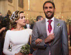 'Allí Abajo' se desplaza a Córdoba para la gran boda de sus protagonistas: las cifras del rodaje