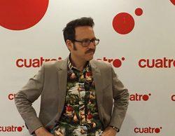 """Joaquín Reyes: """"Me ponía muy palote ver la reacción de los famosos al verme ya transformado en 'Feis tu Feis"""""""