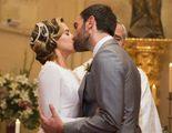 'Allí abajo' (20,5%), líder del prime time tras reunir a más de 3,5 millones con la boda de sus protagonistas