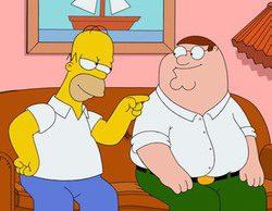 Neox celebra la 'Semana del Orgullo Friki' con el estreno del crossover entre 'Los Simpson' y 'Padre de familia'