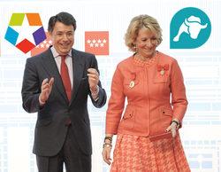 Aguirre y González gastaron 12,25 millones de euros en publicidad del Canal de Isabel II en Intereconomía y Telemadrid