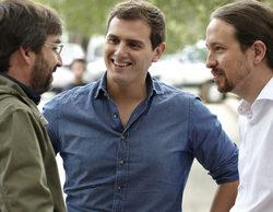 Pablo Iglesias y Albert Rivera repetirán cara a cara en 'Salvados' el próximo 5 de junio