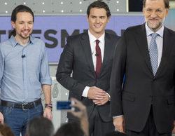 """Rajoy rechaza un """"cara a cara"""" con Pedro Sánchez y prefiere un debate a cuatro con Rivera e Iglesias"""