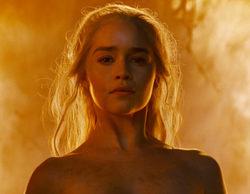 Emilia Clarke se muestra contenta con los desnudos masculinos en 'Juego de Tronos'