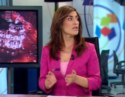 Ana Samboal abandonará Telemadrid si no llega a un acuerdo con la cadena este viernes
