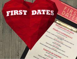 """""""El placer del mar"""", """"Alma afrodisíaca"""" y """"Abrazo del oso"""": así es el menú de 'First Dates'"""