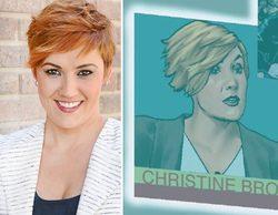 """Cristina Pardo, sorprendente estrella invitada de """"Capitán América"""""""