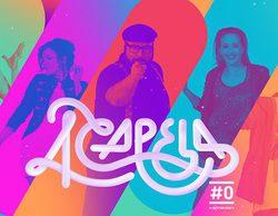 #0 presenta 'AcapelA', el talent show en el que la música es la verdadera protagonista