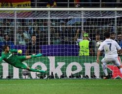 Más de 11,5 millones de espectadores siguen los penalties de la final de la Champions League en Antena 3, lo más visto del año