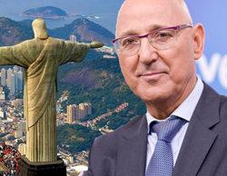 El director de Servicios Informativos de TVE, Álvarez Gundín, viajará finalmente a los Juegos de Río tras meses de baja