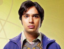 Kunal Nayyar (Raj) asegura que 'The Big Bang Theory' podría terminar tras su décima temporada