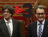 El Gobierno de Puigdemont destinará 233 millones de euros de subvención a TV3 y Catalunya Ràdio
