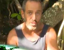 Víctor Sandoval frente a frente en 'Supervivientes' con su mayor pesadilla: una tarántula