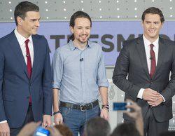 El debate a cuatro de la Academia de la Televisión será el próximo 13 de junio