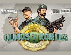 'Olmos y Robles: una pareja de ley' inicia el rodaje de su segunda temporada grabando dos finales alternativos