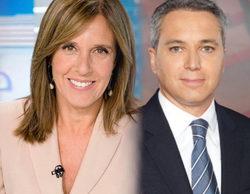 Ana Blanco, Vicente Vallés y Pedro Piqueras, confirmados para moderar el debate de la Academia