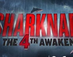 """SyFy estrena el 5 de agosto """"Sharknado: Que la 4ª te acompañe"""""""
