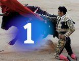 TVE mantiene su apuesta por los toros: Habrá corrida este sábado en La 1, a partir de las 18:00 horas