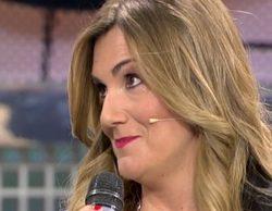 """El duro relato de Carlota Corredera en 'Sálvame deluxe': """"Me refugié en la comida tras la pérdida de mi padre"""""""