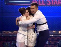 """Irene, entre lágrimas a Angy en 'Levántate All Stars': """"Quiero darte las gracias por confiar en mi. Esto es un sueño"""""""