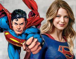 La segunda temporada de 'Supergirl' presentará por fin a Superman