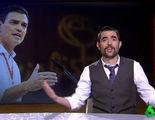 'El intermedio' ridiculiza el repetitivo discurso de Pedro Sánchez