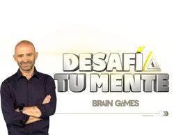 TVE estrena 'Desafía tu mente', con Antonio Lobato, el martes 14 de junio