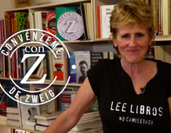 Mercedes Milá comienza la grabación de 'Convénzeme', su nuevo programa literario en Be Mad