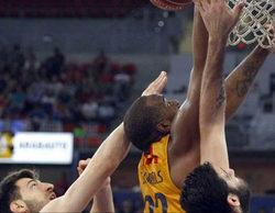 La Liga ACB sube en Teledeporte y marca un gran 3,1% con cerca de medio millón de espectadores