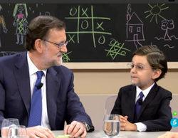 Mariano Rajoy gana la partida y se convierte en el líder político más visto de '26J. Quiero gobernar'
