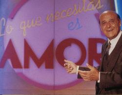 Resucitar 'Lo que necesitas es amor', entre los planes de Telecinco para este verano