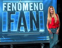 Canal Sur y CMT estrenan este viernes 10 de junio 'Fenómeno Fan', con Natalia como presentadora