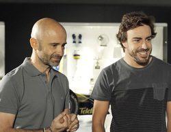Fernando Alonso, primer invitado de Antonio Lobato en 'Desafía tu mente'