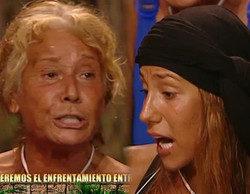 Steisy se enfrenta a Mila Ximénez durante una nueva gala de 'Supervivientes'
