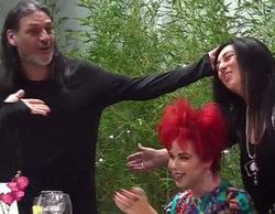 Camela, Natalia Ferviú y Carlos Rivera, consejeros del amor de 'First Dates'