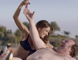 Publicidad vejatoria para la mujer en un anuncio de Sixt Rent a Car
