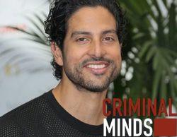 Adam Rodríguez, fichaje estrella para la nueva temporada de 'Mentes criminales'