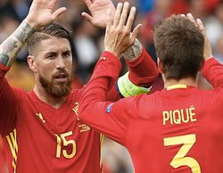 Telecinco arrolla con el debut de España en la Eurocopa tras sumar casi 8,9 millones (55,8%)
