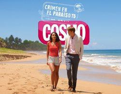 Cosmo estrenará la quinta temporada de 'Crimen en el paraíso' el 3 de julio