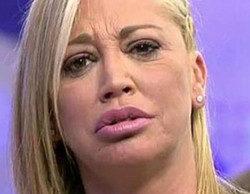 Belén Esteban responde a Carmen Lomana sobre su supuesto veto en 'Supervivientes'