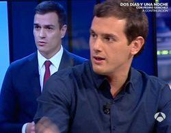 """Albert Rivera ('El hormiguero'): """"Es evidente que PP y Podemos pactaron una estrategia de no agresión"""""""