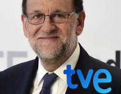 Rajoy solicita un acuerdo entre los partidos para convertir TVE en una cadena independiente como BBC