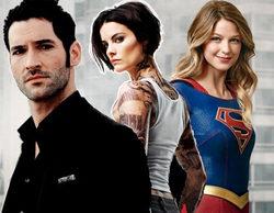 'Supergirl', 'Lucifer' y 'Blindspot', apuestas en ficción extranjera de Antena 3 para el verano