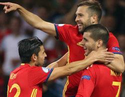 El España-Turquía arrolla con un estratosférico 60,9% y cerca de 10 millones de espectadores