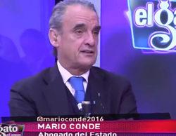 Mario Conde volverá este miércoles 22 de junio a Intereconomía tras pagar su fianza