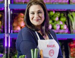 Raquel, última expulsada de la cuarta temporada de 'Masterchef'
