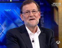 """Pablo Motos se lleva la primicia de las declaraciones de Rajoy sobre el Ministro del Interior: """"No va a dimitir"""""""