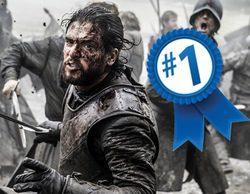 """""""La batalla de los bastardos"""", el episodio 6x09 de 'Juego de Tronos', ya es el mejor valorado"""